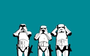 Storm Troopers - See no Evil by IamTHEdarthVADER