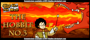 AT4W: The Hobbit #3 by MTC-Studios