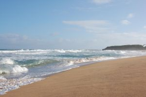 Kealia Beach, East Side of Kaua'i by Forest-Imp