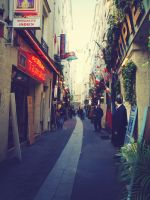 Food street by Criquet