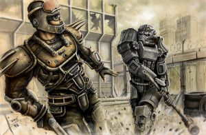 Fallout melee 2 by HrvojeSilic