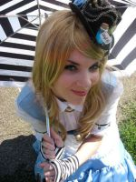 Alice - Steampunk Wonderland by msventress