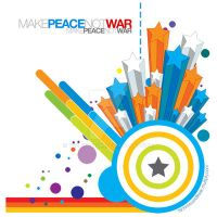 Make Peace, Not War by technodium