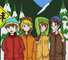 south park by brittanyduoser