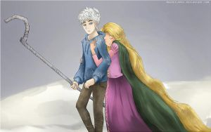 ROTG-Tangled : Fun by blamedorange
