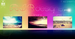 NJG Designs pres. 3 Amazing Wallpapers by NJGDesings