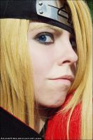 Portrait: Deidara cosplay by AkaneHiro