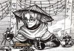 Kabuto: Eating Out by Yakushi--Kabuto