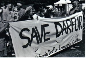 Darfur Rally V by gayleH