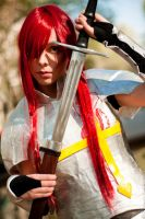 Fairy Tail: Scarlet by MadeinPlute
