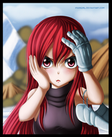 FT - Erza by iFeerGirl