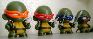 TMNM - Lineup by Daeo