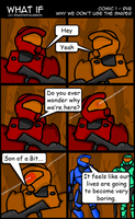 What If Comic 1 - RvB by Shadow5talker04