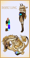 Adoptable Auction: Desert Lung (CLOSED) by jeweledphoenix