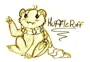 Huffle Badger by FuneralDyingheart