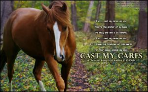 Cast My Cares by RouxHP