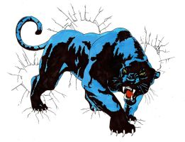 Panther by Baitti