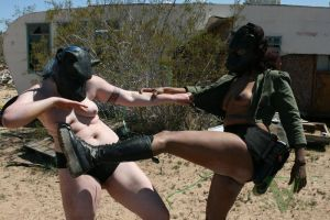 Paintball Panic: Catfight 3 by Catwoman69y2k
