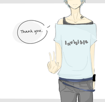 Thank You by HetChrome