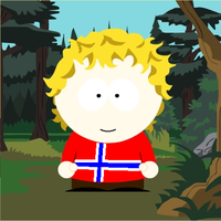 SATW Norway South Park Style by ABtheButterfly