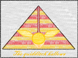 The quidditch hallows by 15kimmy