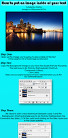 Text Image Tutorial Photoshop by GaGaNicki