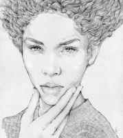 a million little gods - Jasmine Sanders by grafnarq