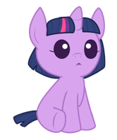 Baby Foal Twilight by Lezithian