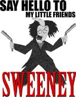 Sweeney - My Little Friends by MaxJayJay