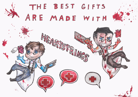 The Best Gifts by CalliopeCloudCat