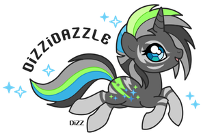 MLP:FiM .. my zunicorn by dizziness