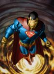 Iron Superman by Kalonthar