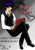 Wlcm to the Blck pardis Miroku by xXx-Rin-xXx
