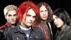 My Chemical Romance by Gothic-Rebel