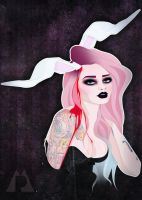 Bunny Queen by sexyPokerFace