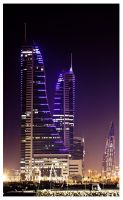 Bahrain Financial Harbour by faiman