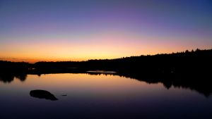 Sunset Friday Boreal trip 2011 by scottvjguy