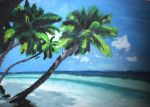 Carribbean Painting by Phrosh1