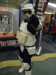 Toronto Comic-Con 2015: Scout Trooper by NaruHinaFanatic