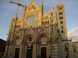 Siena's Cathedral by abvt
