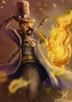 Sabo by MattSeiz