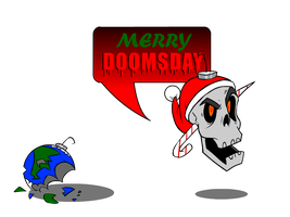 Merry Doomsday by UltraEd12