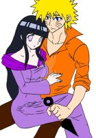 NaruHina - the one to protect by ButterflyFire