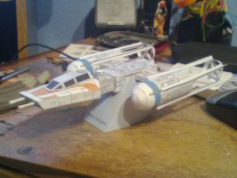 Y-wing from SW by totya0108
