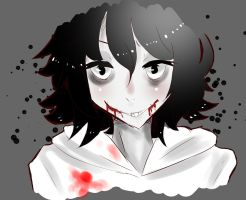 Jeff the Killer by MikeruMorino