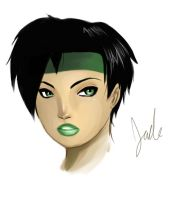 Beyond Good and Evil-Jade by enchantma