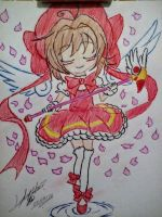 Cute card captor by DavidFudo
