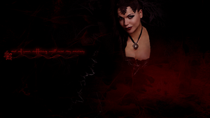 The Evil Queen.....Regina by LiviaAlexandra