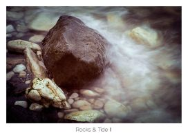 Rocks and Tide II by AlexMarshall
