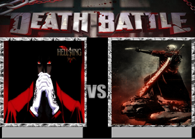 Death Battle Idea 71 by WeirdKev-27